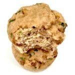 Lentil Chive Muffins