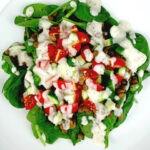 Long Nails Salad