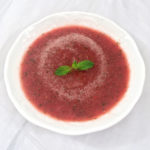 Watermelon Mint Gazpacho