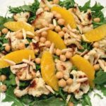 Cauliflower Orange Salad