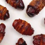 Carrot _Bacon_ Wrapped Dates