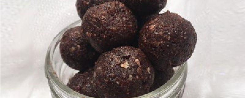 Walnut Brownie Bites