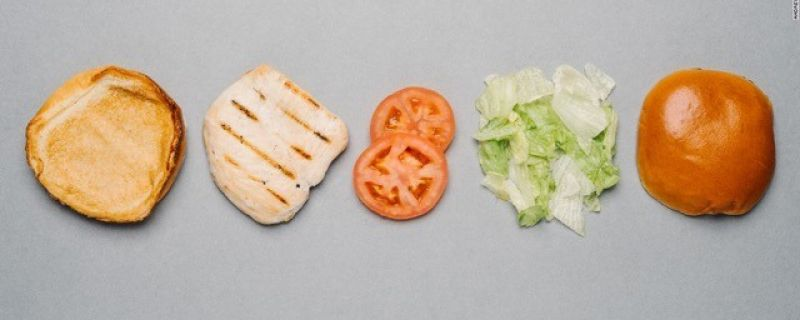 CNN.com: How to order fast food meals low-calorie
