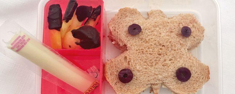 Kids in the Kitchen:  Butterfly Sandwich