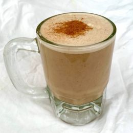 Date-Sweetened Chai Latte