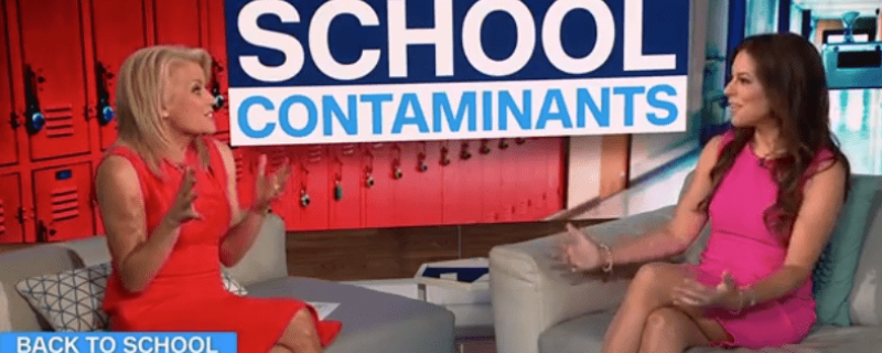 HLN: School Contaminants