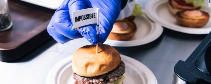 CNN.com: They might be better for the planet, but are plant-based burgers good for you?