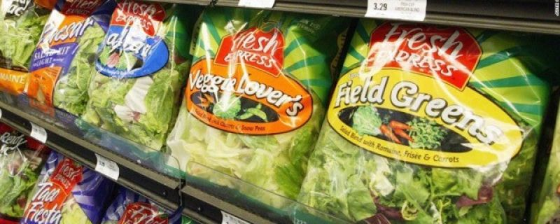 CNN.com: Do bagged salad greens hold their nutrients?