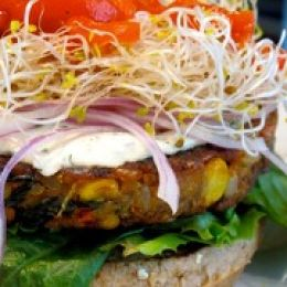 CNN.com: Is vegetarian fast food actually good for you?