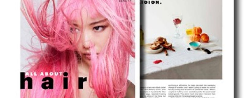 Allure: The Great-Hair Diet