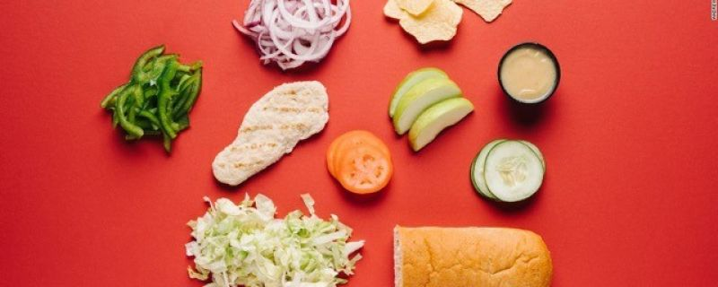 CNN.com: The healthiest of road trip fast food restaurant meals
