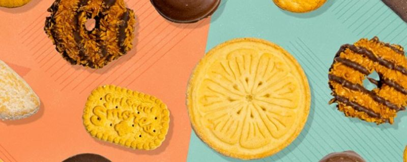 CNN.com: Girl Scout cookies ranked nutritionally, and how to stop yourself