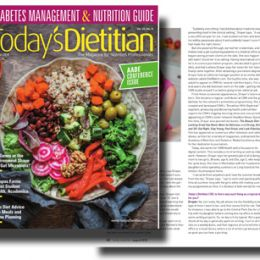 Today's Dietitian: Lisa Drayer: Nutrition, Media, and Beauty From the Inside Out