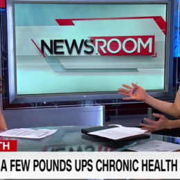 CNN: Weight gain and chronic health risks